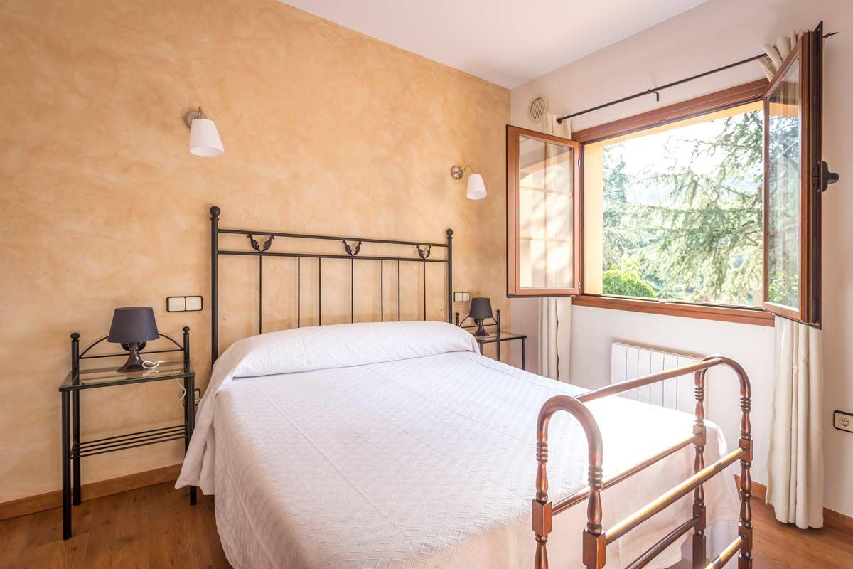 Apartamento Castro, habitación con cama 1,50