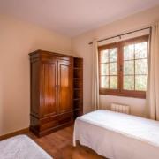 Apartamento El Valle - Habitación con camas de 90cm