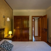 Apartamento El Valle - Habitación con cama de 1,50cm