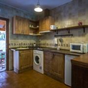 Apartamentos Senda, Cocina completa