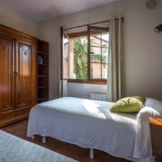 Apartamentos Senda, Dormitorio con camas de 90cm