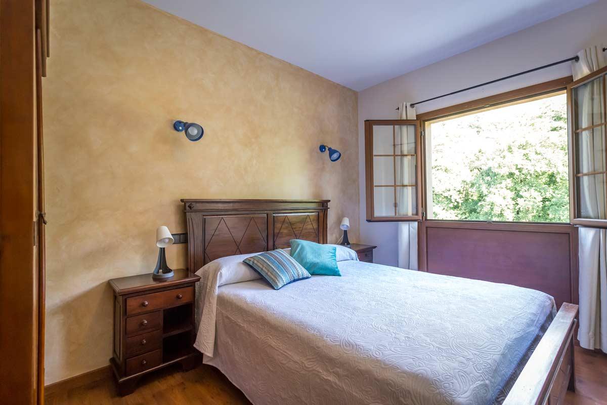 El Rincón del Duende - Apartamento Sobia - Habitación matrimonial